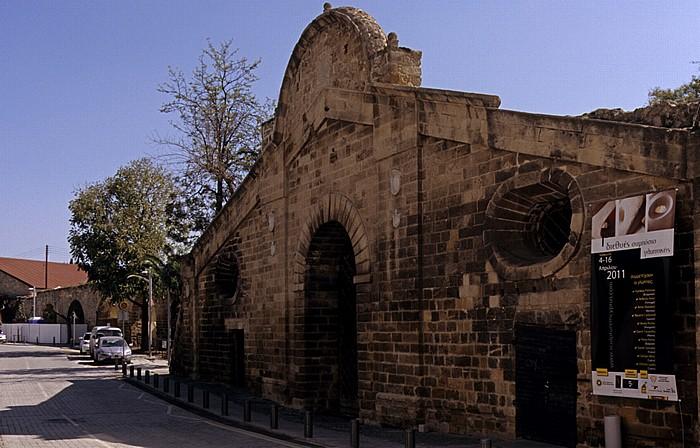 Nikosia Griechische Altstadt: Famagusta-Tor (Venezianische Festungsmauer)