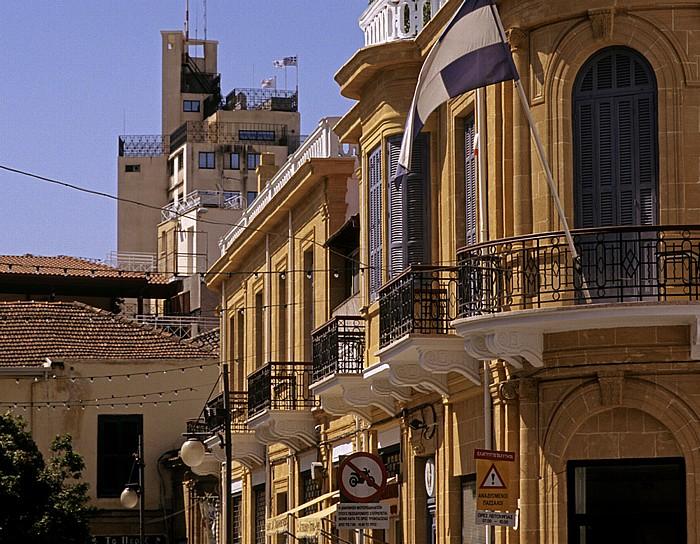 Nikosia Griechische Altstadt Shakolas-Turm