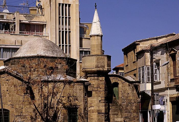 Griechische Altstadt: Moschee Nikosia