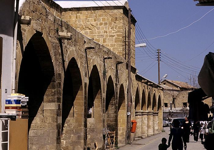 Türkische Altstadt: Großer Khan (Büyük Han) Nikosia