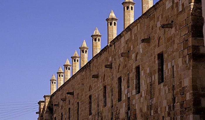 Nikosia Türkische Altstadt: Großer Khan (Büyük Han)