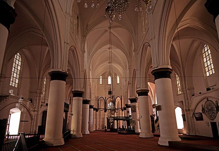 Nikosia Türkische Altstadt: Selimiye-Moschee (Sophienkathedrale)