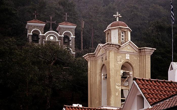 Troodos-Gebirge: Kykkos-Kloster