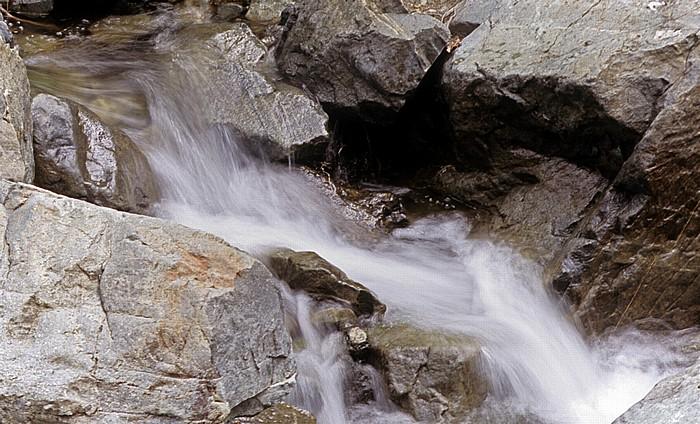 Kryos Potamos Troodos-Gebirge: Kaledonia Trail