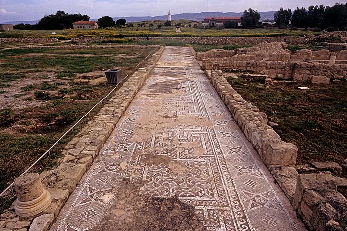 Paphos Archäologischer Park: Mosaiken Leuchtturm