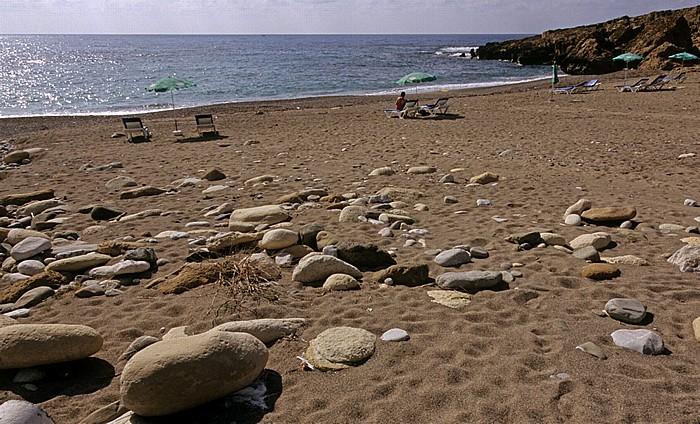 Peyia Strand, Mittelmeer