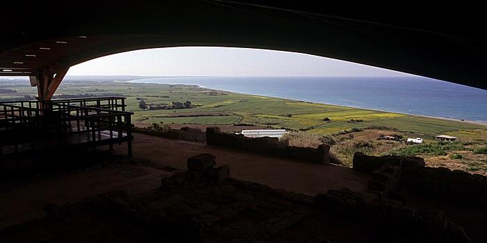 Kourion Ausgrabungsstätte: Haus des Eustolios