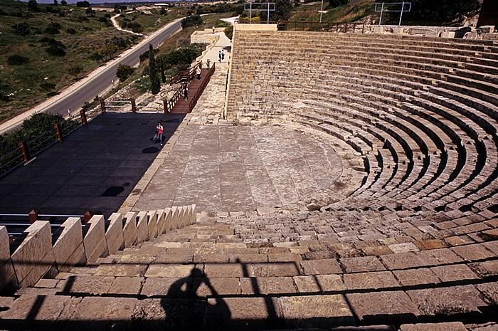 Kourion Ausgrabungsstätte: Theater
