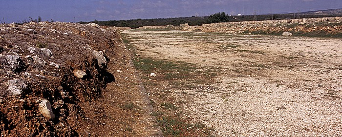 Kourion Ausgrabungsstätte: Stadion