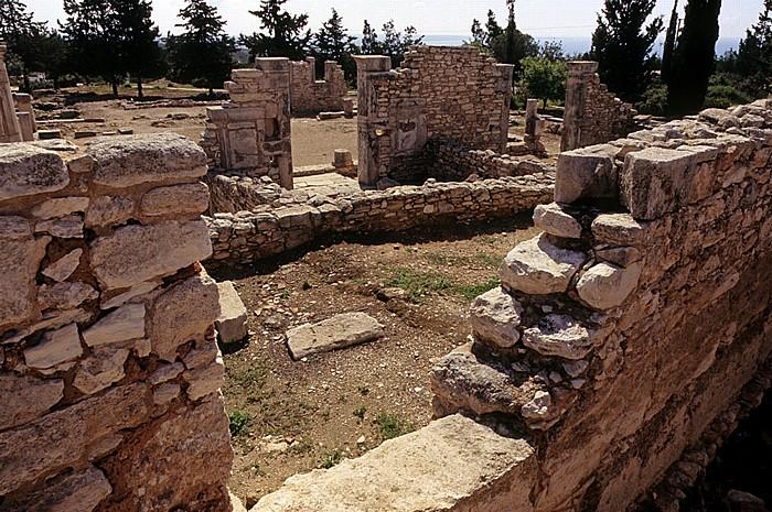 Kourion Ausgrabungsstätte: Apollo-Hylates-Heiligtum
