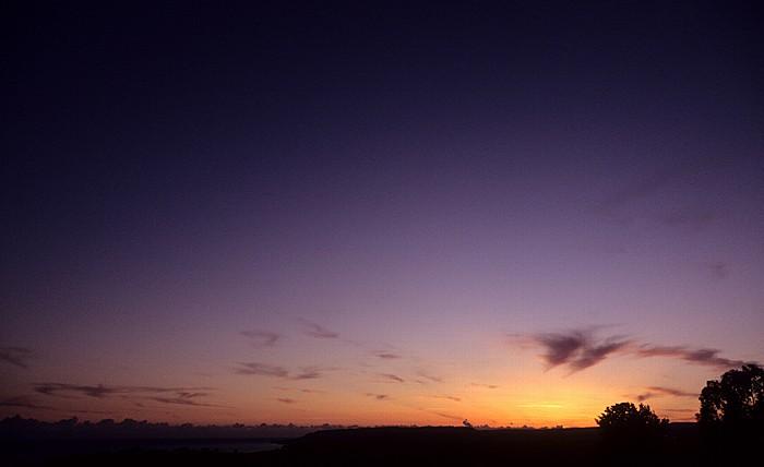 Episkopi Sonnenuntergang