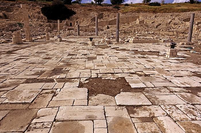 Amathous Ausgrabungsstätte