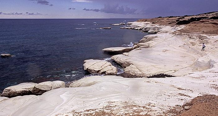 Governor's Beach Mittelmeer, Küste