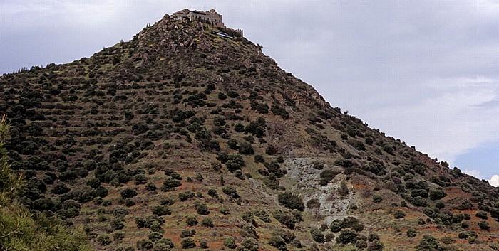 Berg mit Stavrovouni-Kloster