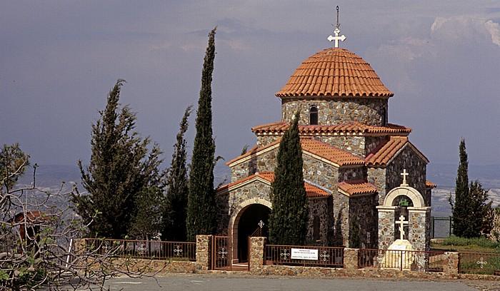 Stavrovouni Kapelle
