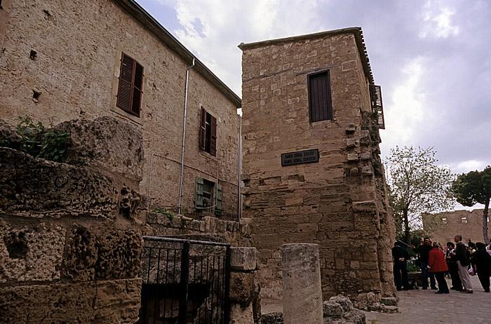 Famagusta Palazzo del Provveditore (Palast des venezianischen Militärgouverneurs)