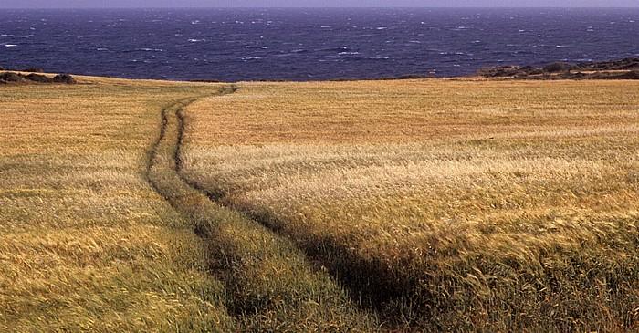 Kap Greco Küste, Mittelmeer