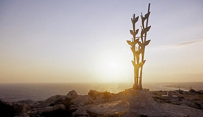 Kap Greco Friedensdenkmal