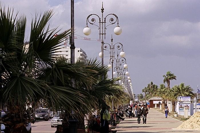 Larnaka Strandpromenade (Leoforos Athinon)