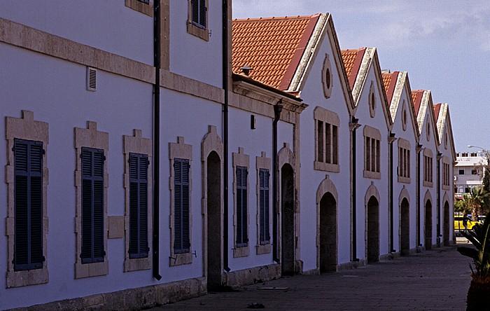 Larnaka Kulturzentrum (ehem. Lagerhallen des Hafenzolls)