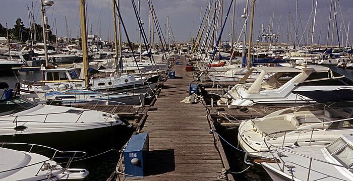 Larnaka Jachthafen