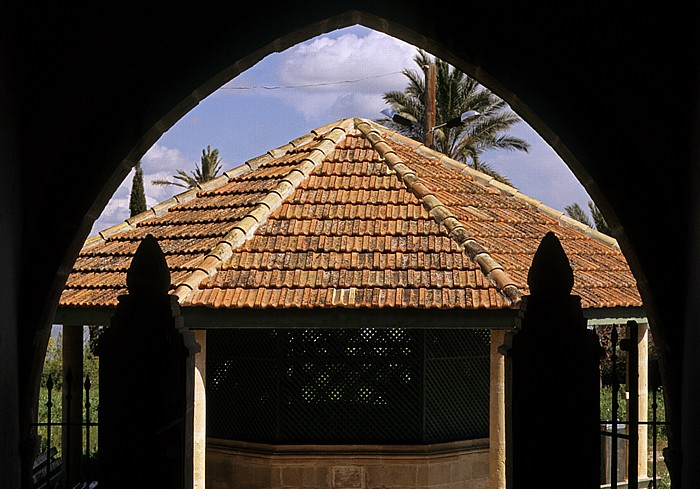 Larnaka Moschee Chala Sultan Tekke