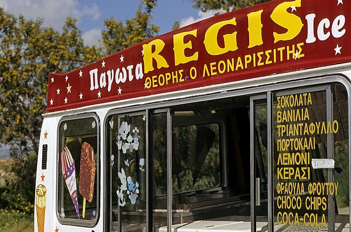 Larnaka Mobiler Eisstand
