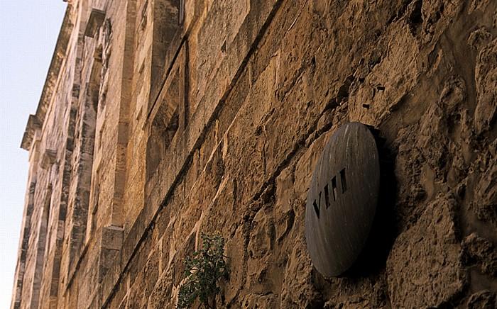 Jerusalem Altstadt (Muslimisches Viertel): Via Dolorosa Grabeskirche