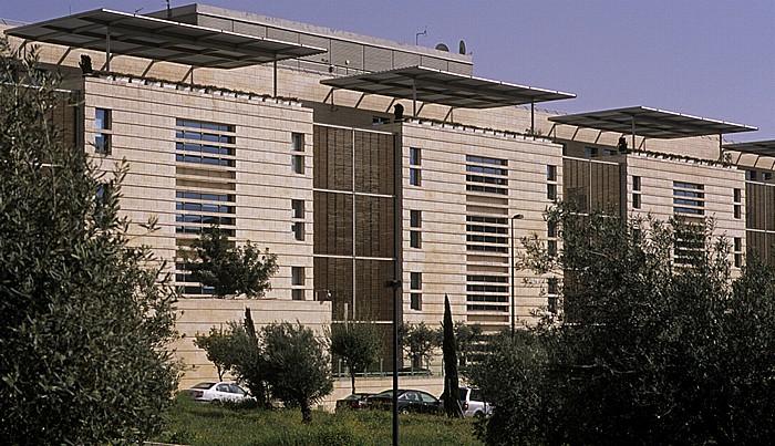 Givat Ram: Israelisches Außenministerium Jerusalem