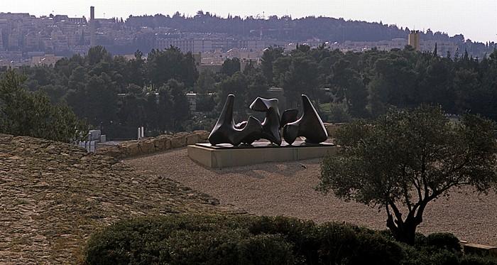 Givat Ram: Israel-Museum Jerusalem