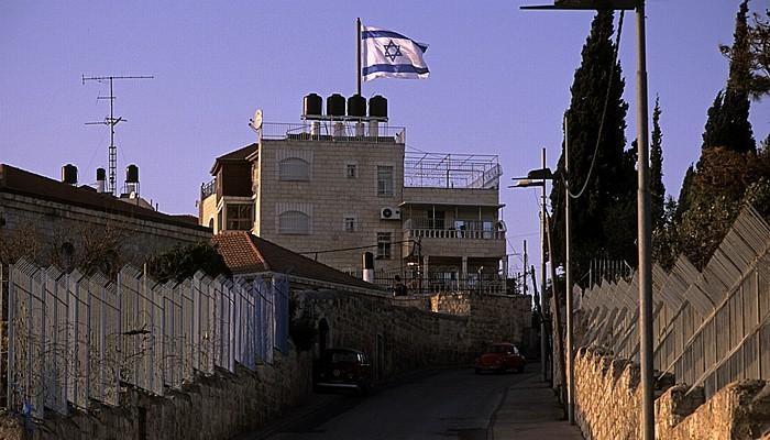 Ölberg: At-Tur Jerusalem