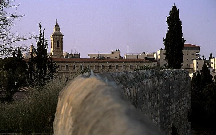 Ölberg: Paternosterkirche Jerusalem
