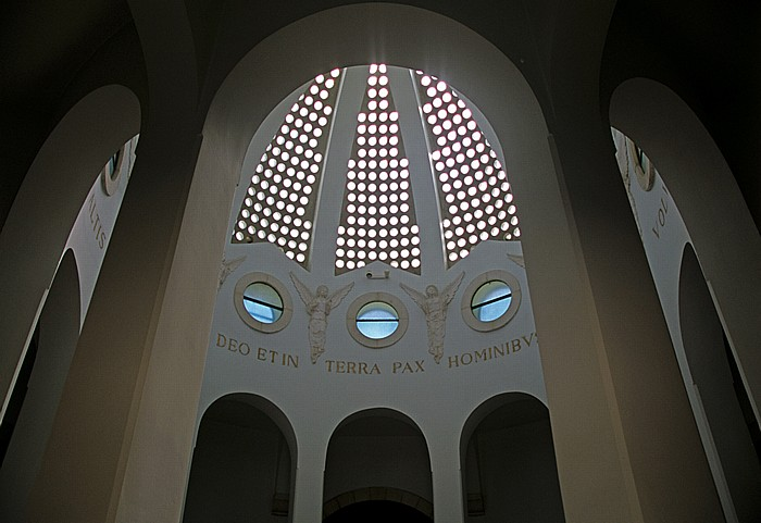 Bethlehem Bait Sahur: Römisch-katholische Hirtenfelder der Franziskaner (Der es-Siar): Kapelle