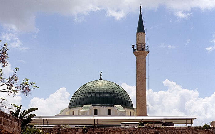 Akko Altstadt: Al-Jazzar-Moschee