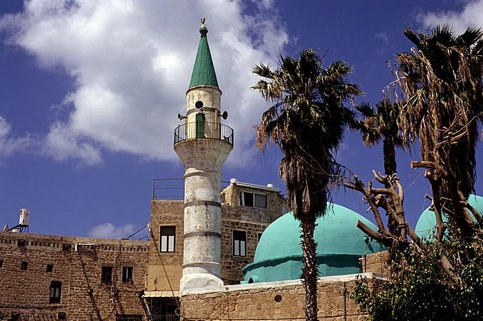 Akko Altstadt: Moschee
