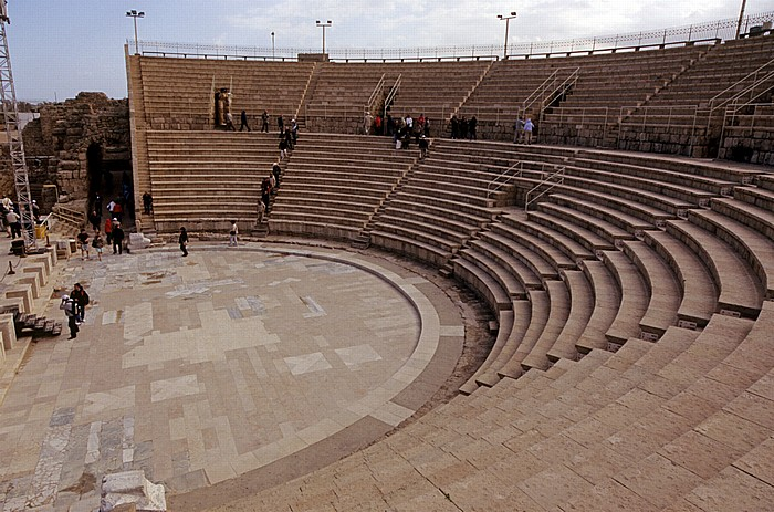 Caesarea National Park: Römisches Theater