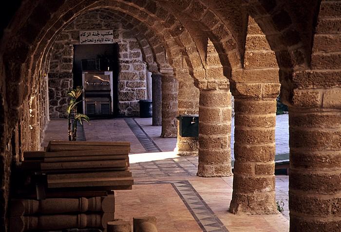 Tel Aviv Alt-Jaffa: Mahmoudiya-Moschee