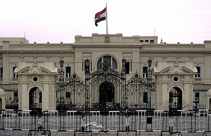 Kairo Abdin: Abdin-Palast (Präsidentenpalast)