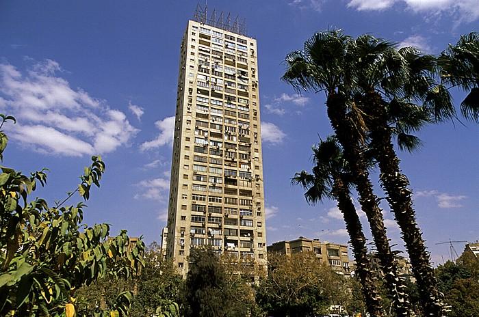 Kairo Manial: Blick auf Garden City