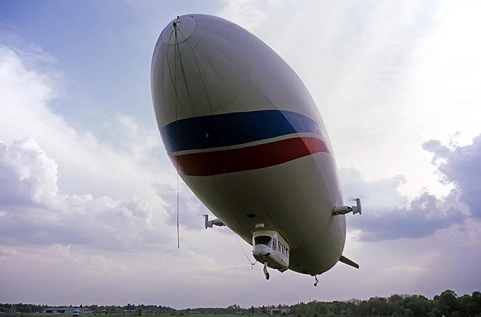 Oberschleißheim Flugwerft Schleißheim: Zeppelin NT