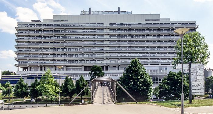 Universität Stuttgart (Campus Vaihingen): Fakultät für Mathematik und Physik