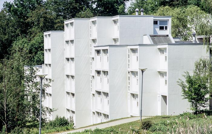 Universität Stuttgart (Campus Vaihingen): Studentenwohnheime Pfaffenhof