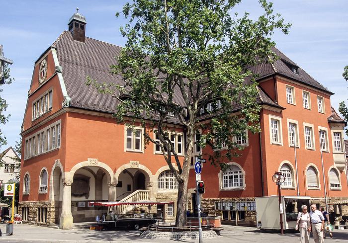 Stuttgart Vaihingen: Vaihinger Rathaus