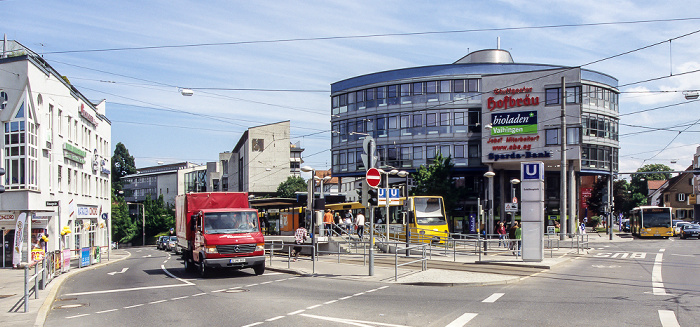 Stuttgart Vaihingen: Schillerplatz