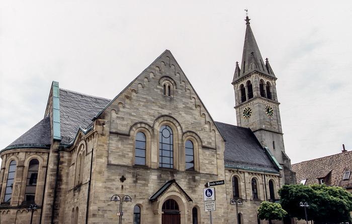 Stuttgart Degerloch: Michaelskirche
