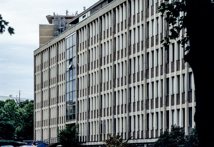 Breitscheidstraße: Hochschule für Technik Stuttgart (Bau 5)