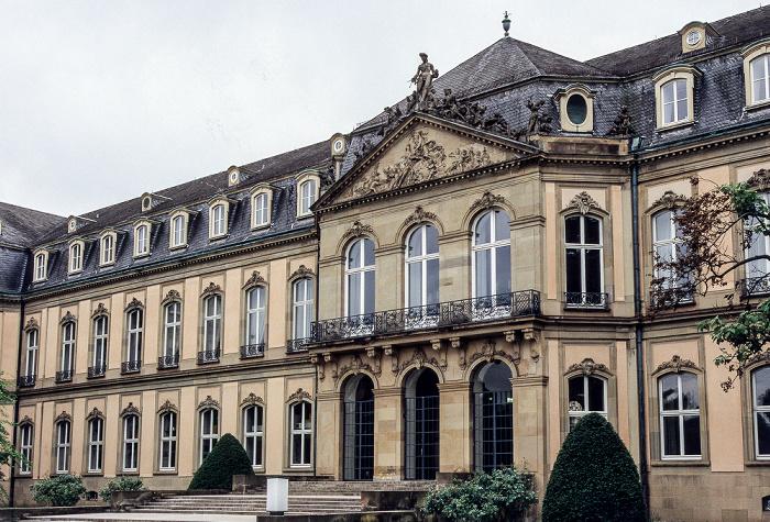 Stuttgart Oberer Schlossgarten: Neues Schloss