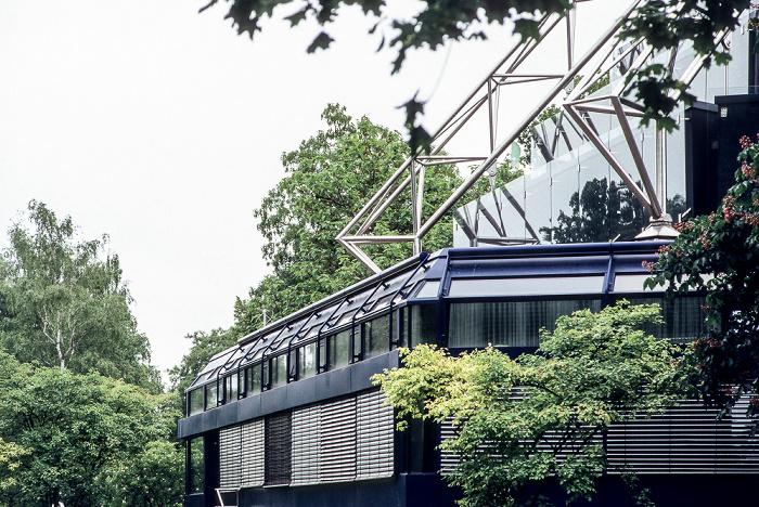 Stuttgart Mittlerer Schlossgarten: Carl-Zeiss-Planetarium