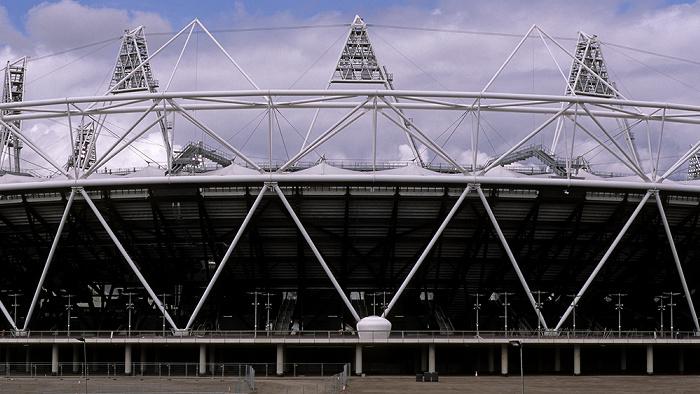 Olympiapark: Olympiastadion London