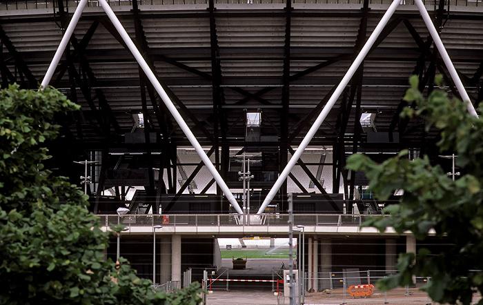 London Olympiapark: Olympiastadion